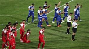 سلیمی: نیمه دوم بازی با استقلال را هرگز ندیدم