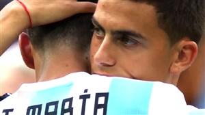 لحظات ماندگار احترام ستارگان مطرح فوتبال دنیا به یکدیگر