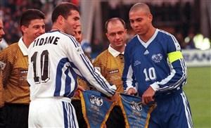 بازی خاطره انگیز منتخب جهان - منتخب اروپا