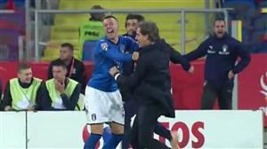5 گل برتر ایتالیا مقابل لهستان