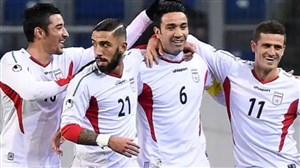پیروزی شیرین تیم ملی ایران مقابل شیلی در فروردین94