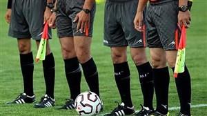 عدم حمایت فدراسیون فوتبال ایران از داوران
