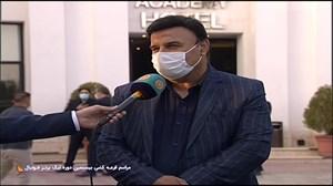 نظر پرویز مظلومی درباره تاریخ دربی در قرعه کشی لیگ برتر