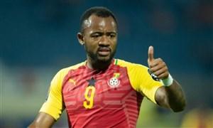 خلاصه بازی غنا 5 - قطر 1 (دوستانه)
