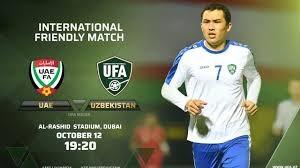 خلاصه بازی امارات 1 - ازبکستان 2 (دوستانه)