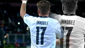 گل های چیرو ایموبیله برای تیم ملی ایتالیا