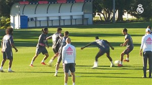 شروع تمرینات رئال مادرید برای رویارویی با کادیس
