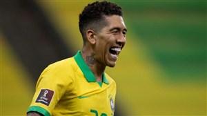 فیرمینیو در آرزوی بالای سر بردن جام جهانی