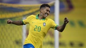 نقش جدید فیرمینو در برزیل، با مصدومیت نیمار