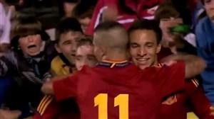 سریعترین هتریک برای تیم ملی اسپانیا به نام رودریگو