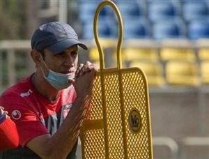 گلمحمدی یکساعت زیر نظر؛ تانگو با آدمکها