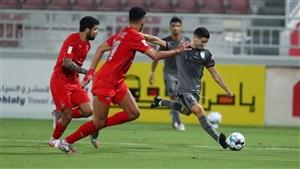 یک جامِ قطر از دست الدحیل رفت
