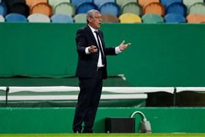 سانتوس: این بهترین نمایش تیم ملی پرتغال نبود