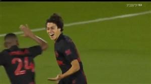 سوپر گل بازیکن 17 ساله تیم رد بول در لیگ MLS