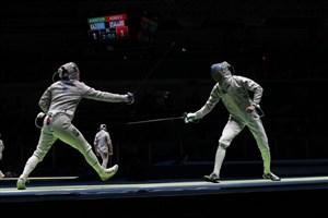 شمشیربازی قهرمانی جهان؛ حذف شاکر در یک شانزدهم