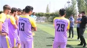 آماده سازی ماشین سازی تبریز برای لیگ بیستم