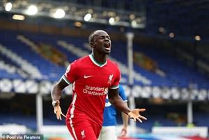 سادیو مانه ستاره آفریقایی لیورپول در لیگ جزیره