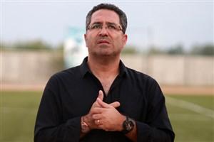 محمدی: مجتبی حسینی سابقه خوبی در فوتبال دارد