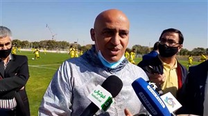 منصوریان:امسال شرمنده هواداران تراکتور نخواهیم شد