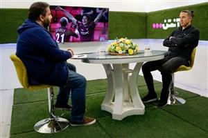"""مصاحبه جذاب و شنیدنی با آندو تیموریان در """"آنتن"""""""
