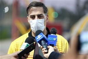 آذری: باشگاهی با چنین مدیرعاملی دلیل توهین های فکری است
