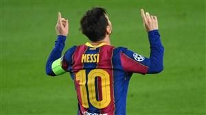 برترین گلهای مسی در مرحله گروهی لیگ قهرمان اروپا