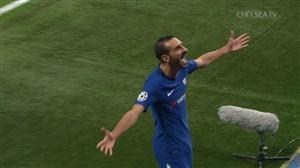 برترین گلهای چلسی در هفته اول ادوار گذشته لیگ قهرمانان