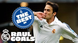 برترین گلهای رائول گونزالس در رئال مادرید