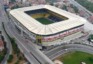 بزرگ ترین استادیوم های لیگ کشور ترکیه