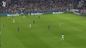 برترین گلهای یوونتوس مقابل بارسلونا در لیگ قهرمانان