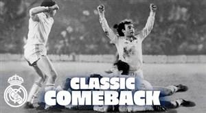 کامبک فوق العاده رئال مادرید مقابل مونشن گلادباخ