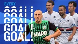 مرور بازیهای هفته پنجم سری آ ایتالیا