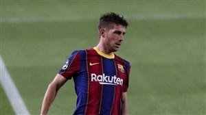 فصل برای مدافع بارسلونا به اتمام رسید