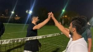 تنیس فوتبال کریمی - میثاقی به سود مجری فوتبال برتر!