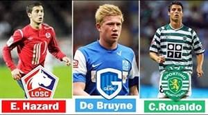 نگاهی به اولین تیم ستارگان مطرح فوتبال دنیا