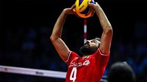 سعید معروف مغز متفکر تیم ملی والیبال ایران