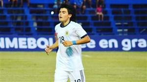 مسی جدید لالیگا بازی برای اسپانیا را رد کرد