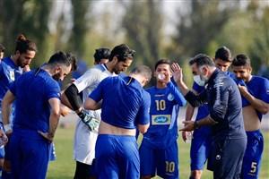 شروع هفته دوم لیگ برتر و گزارشی از تمرین استقلال