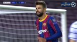 گل دوم بارسلونا به دیناموکیف (جرارد پیکه)