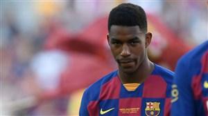 مدافع ناکام بارسلونا در 2 راهی لیگ برتر یا سری آ