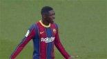 گل اول بارسلونا به بتیس توسط دمببله