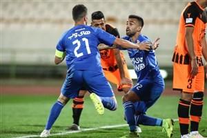 حواشی دیدارهای روز گذشته فوتبال ایران