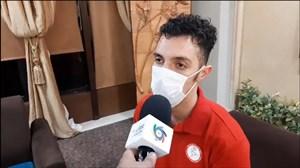 گفتوگوی اختصاصی با پوریا یلی، ملیپوش والیبال