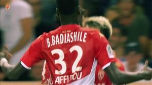 5 گل برتر موناکو برابر نیس