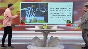 حواشی فوتبال ایران (19-08-99)