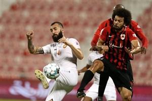 چشمی و رضاییان در تیم منتخب هفته قطر