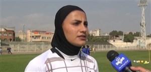 وچان کردستان آماده برای قهرمانی لیگ برتر فوتبال بانوان