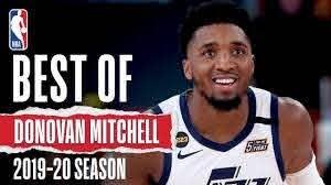 برترین لحظات داناوان میچل در فصل 2019/20 NBA