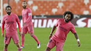 درخشش بازیکنان برزیلی رئال مادرید در فصل 21-2020