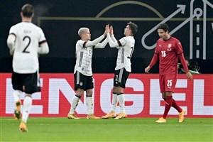 مروری بر بازیهای دوستانه شب گذشته فوتبال اروپا